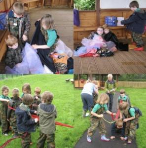 The Mill Children's Centre and St Vigor & St John C of E Primary School